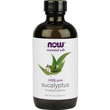 Eucalyptus Oil 4oz by NOW