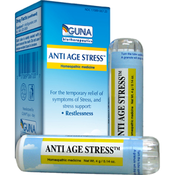 Anti Age Stress 8 gms by Guna
