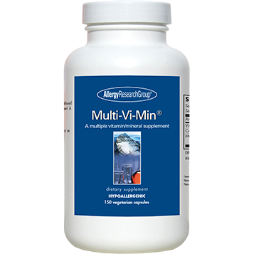 Multi-Vi-Min 150 vcaps by Allergy Research Group