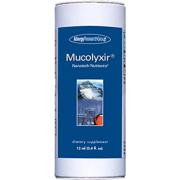 Mucolyxir 12 ml by Allergy Research Group