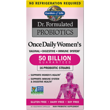 Garden of Life, Dr. Formulated Once Daily Wom