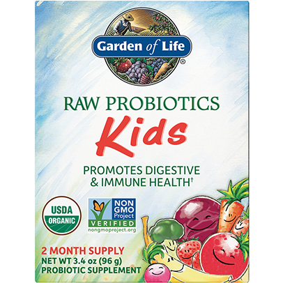 Probiotics Kids by Garden of Life