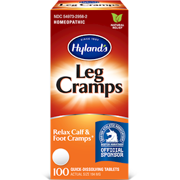 Leg Cramps 100 tabs by Hylands