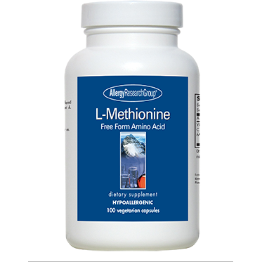 L-Methionine 500 mg 100 caps by Allergy Research Group