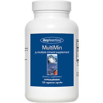 Multi Min 120 caps by Allergy Research Group