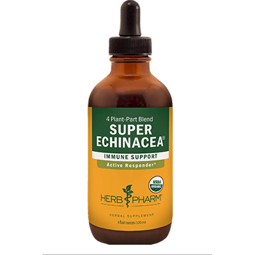 Super Echinacea 4 oz by Herb Pharm