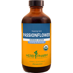 Passionflower 8 oz by Herb Pharm
