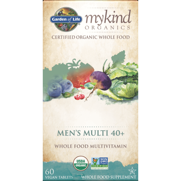 Mens Multi 40+ By Garden Of Life