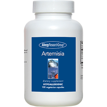 Artemisia 500 mg 100 caps by Allergy Research GroupArtemisia 500 mg 100 caps by Allergy Research Group