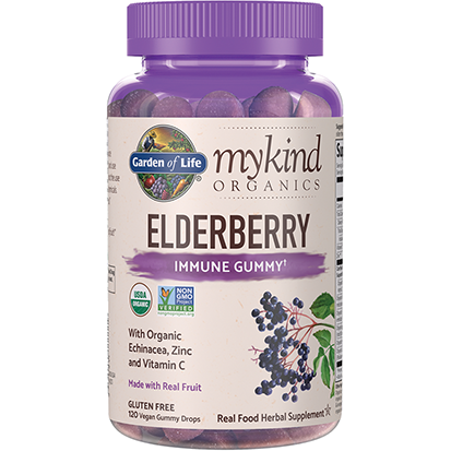Elderberry Organic, Garden of Life