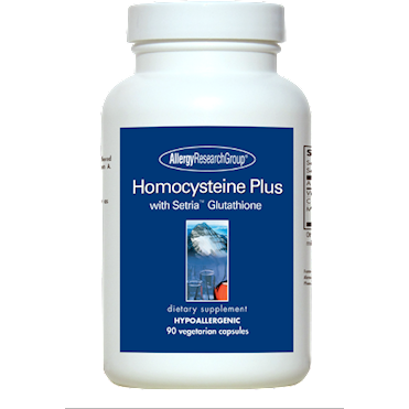HomoCysteine Metabolism 90 caps by Allergy Research Group