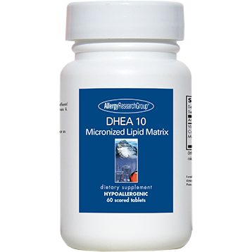 DHEA 10 mg 60 tabs by Allergy Research Group