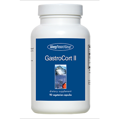 GastroCort II w/Bioflavonoids 90 caps by Allergy Research Group