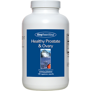 Healthy Prostate & Ovary 180 vcaps by Allergy Research Group