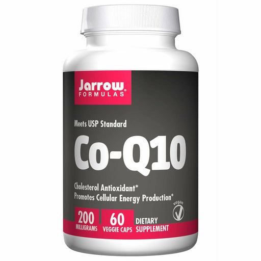 Jarrow Formulas, Co-Q10 200 mg 60 caps
