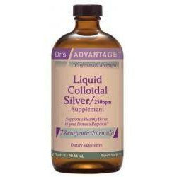 Dr.'s Advantage, Colloidal Silver 250 ppm 2 oz