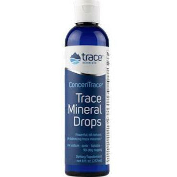 Trace Minerals Research, ConcenTrace Trace Mineral Drops 8 oz
