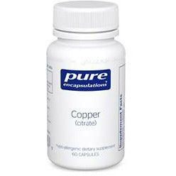Copper (citrate) 60 vcaps