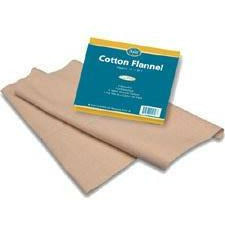 Baar Products, Cotton Flannel for Castor Oil 1 pack