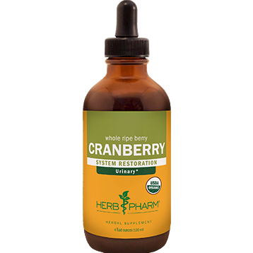 Herb Pharm, Cranberry 4 oz