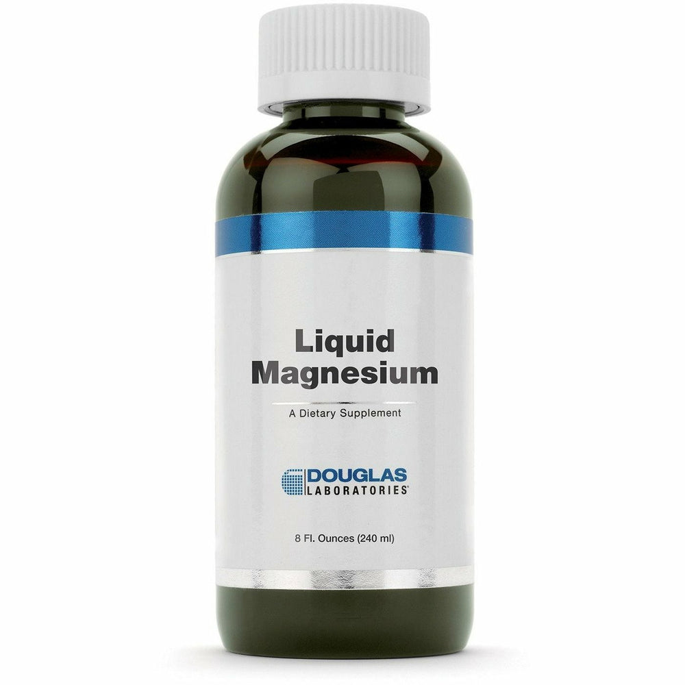 Liquid Magnesium 8 oz by Douglas Labs
