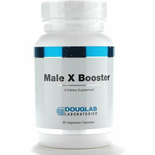 Douglas Labs, Male X Booster 60 vcaps