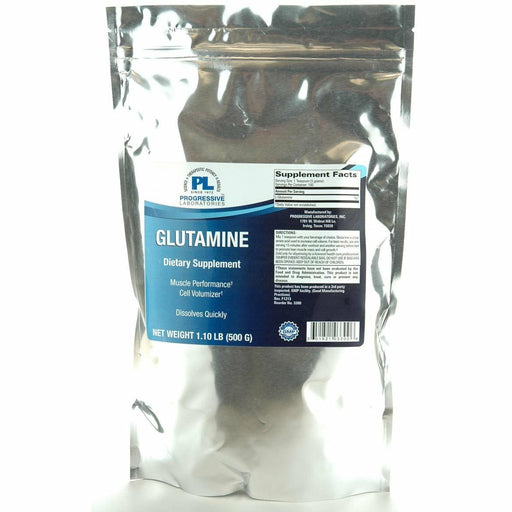 Progressive Labs, Glutamine 1.1 lb