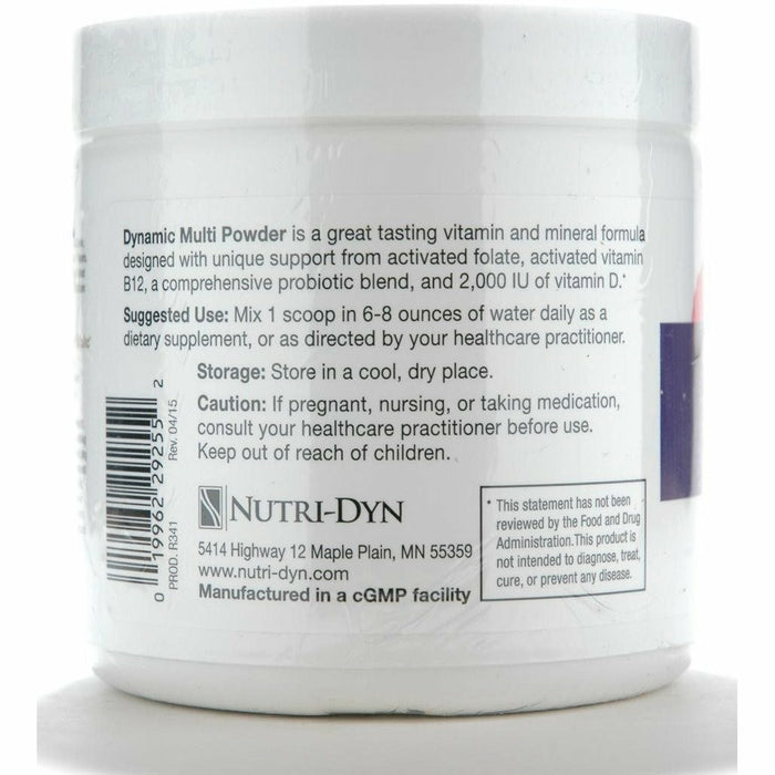Dynamic Multi Powder 5.77 oz by Nutri-Dyn