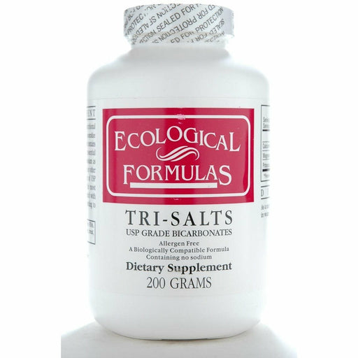Ecological Formulas, Tri-Salts 200 gms