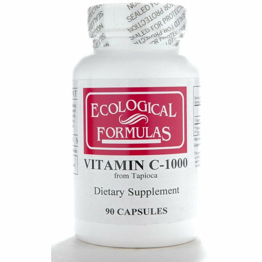 Ecological Formulas, Vitamin C-1000 from Tapioca 90 caps
