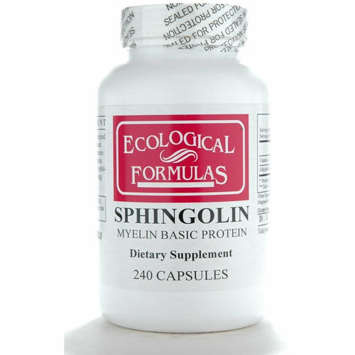 Ecological Formulas, Sphingolin 200 mg 240 caps