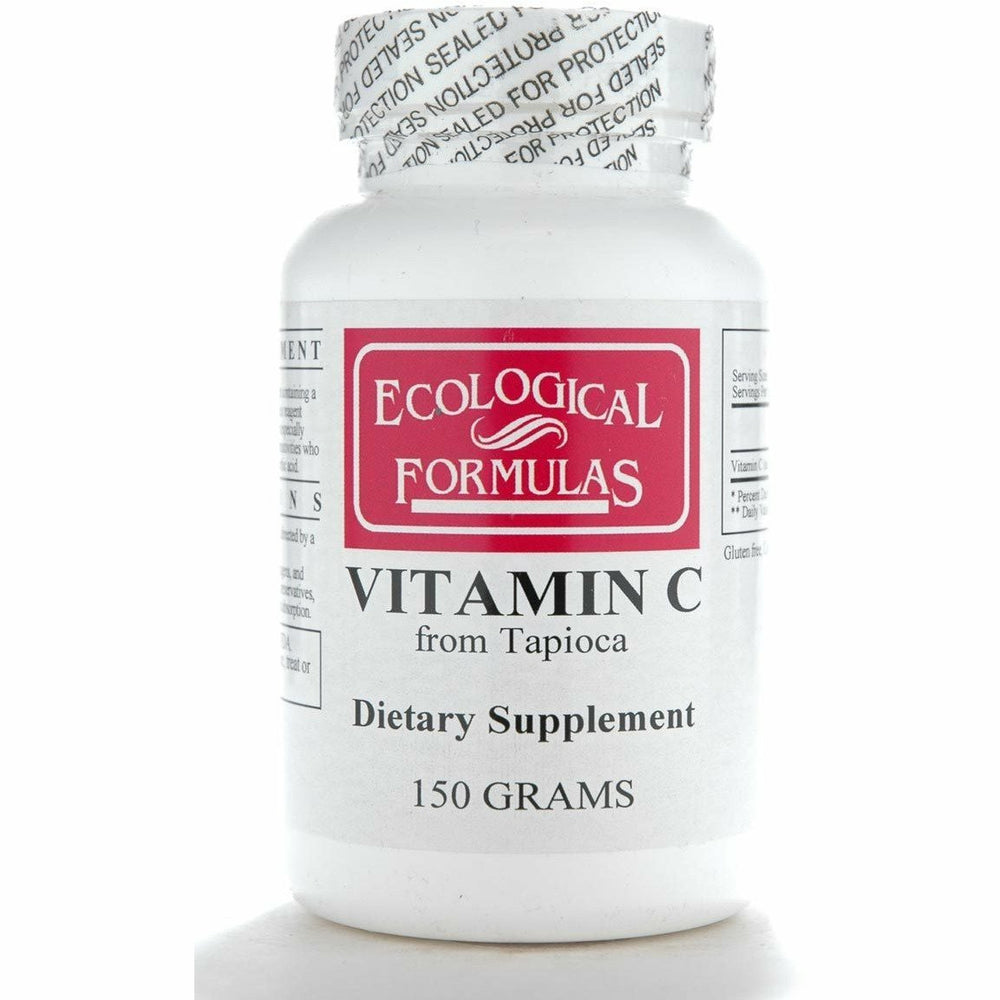 Ecological Formulas, Vitamin C from Tapioca 150 gms
