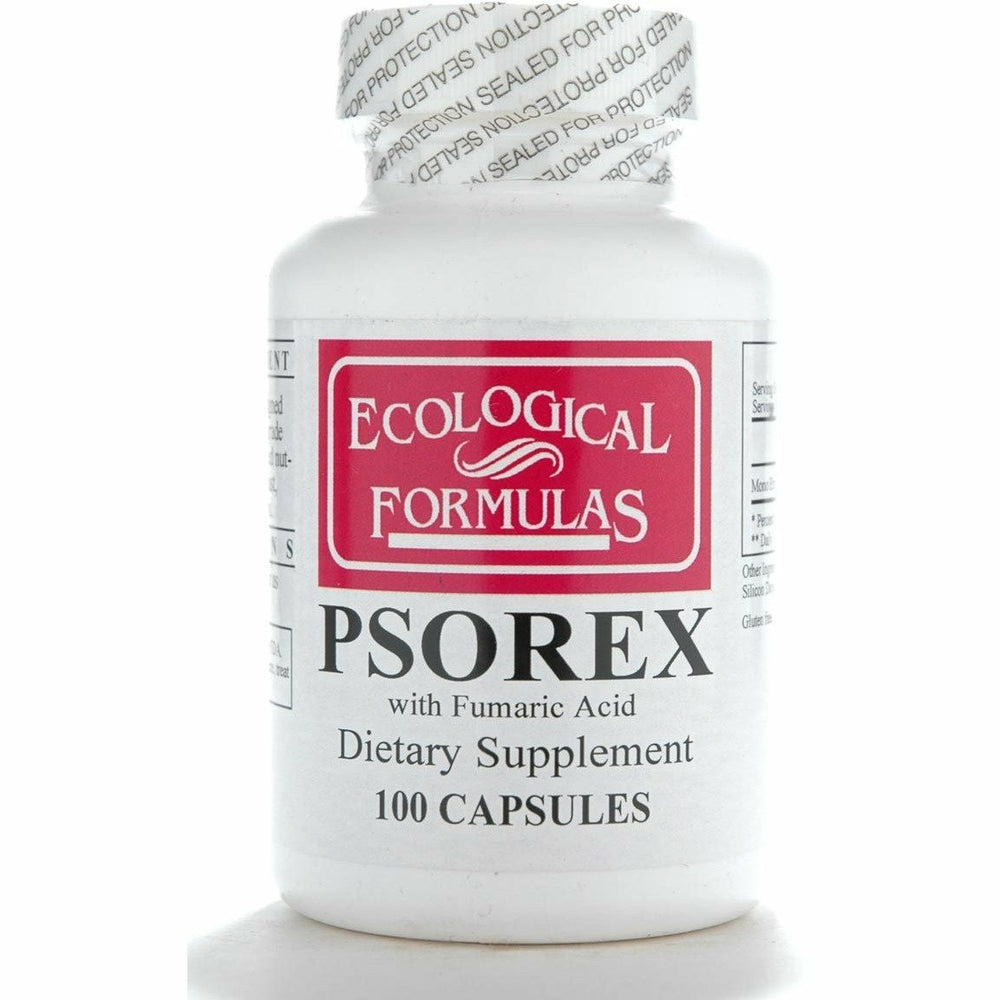 Ecological Formulas, Psorex 100 caps