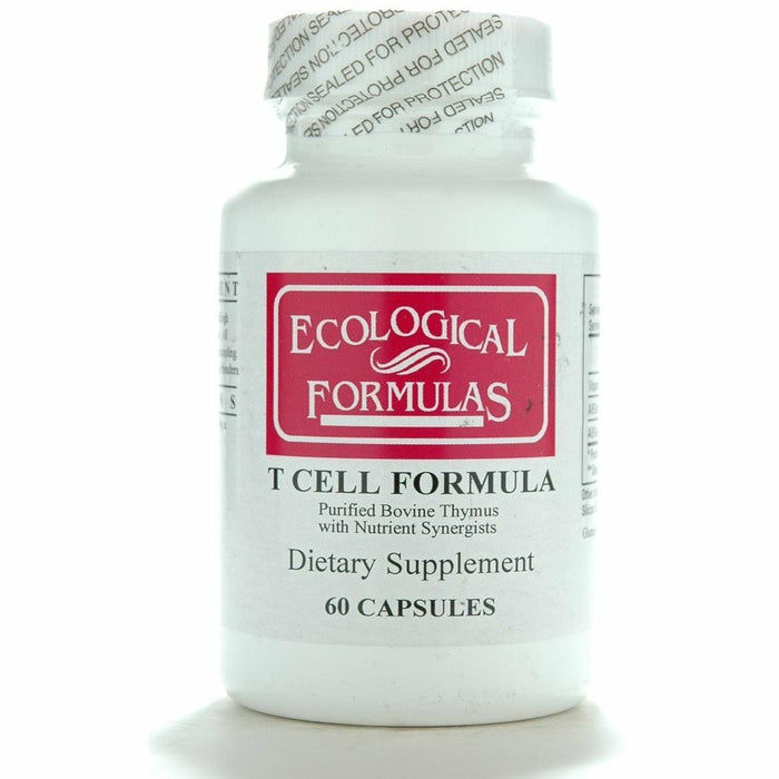Ecological Formulas, T Cell Formula 60 caps