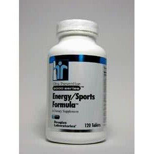 Energy/Sports Formula 120 tabs by Douglas Labs