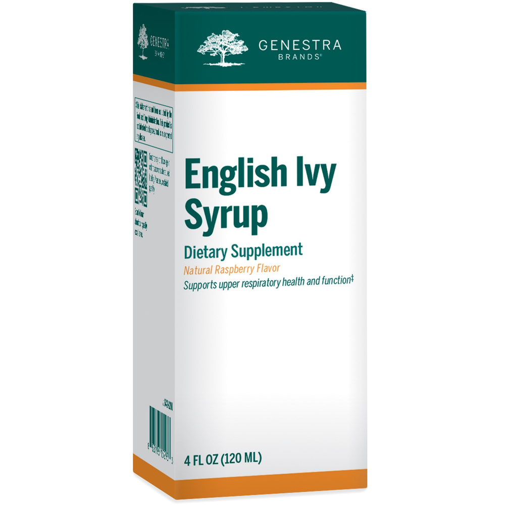 Seroyal Genestra, English Ivy Syrup (Adults) 4 fl oz