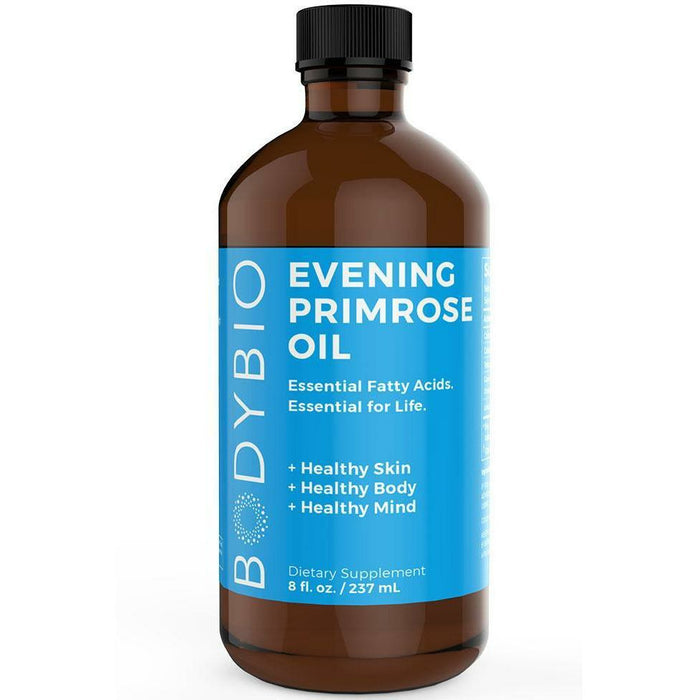BodyBio, Evening Primrose Oil 8 oz