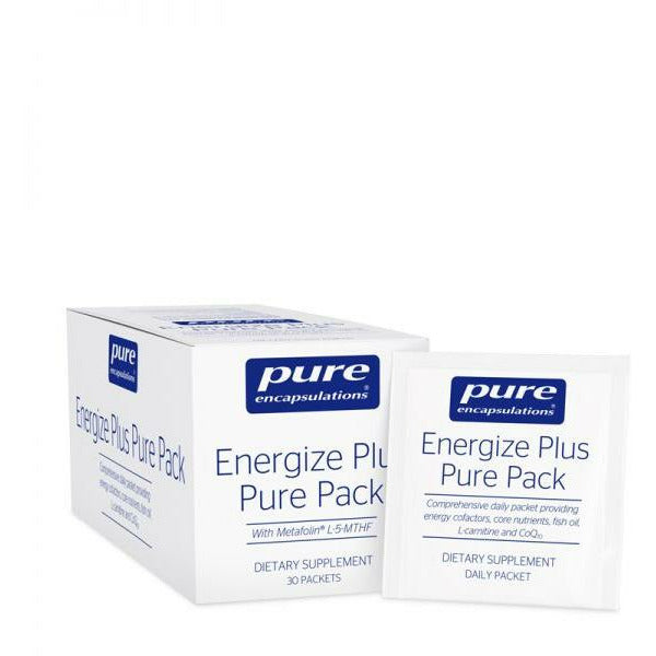 Energize Plus Pure Pack By Pure Encapsulations