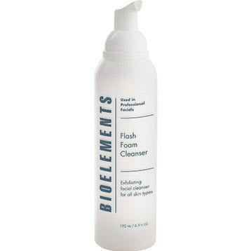 Bioelements, Flash Foam Cleanser 6.5 fl oz