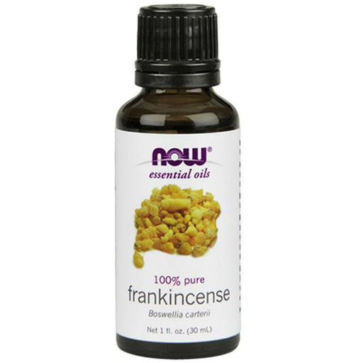 NOW, Frankincense Oil 20% Blend 1 oz