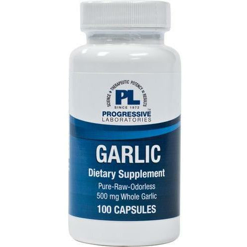 Progressive Labs, Garlic 100 caps