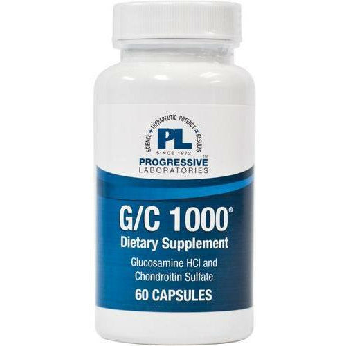 Progressive Labs, GC-1000 750 mg 60 caps