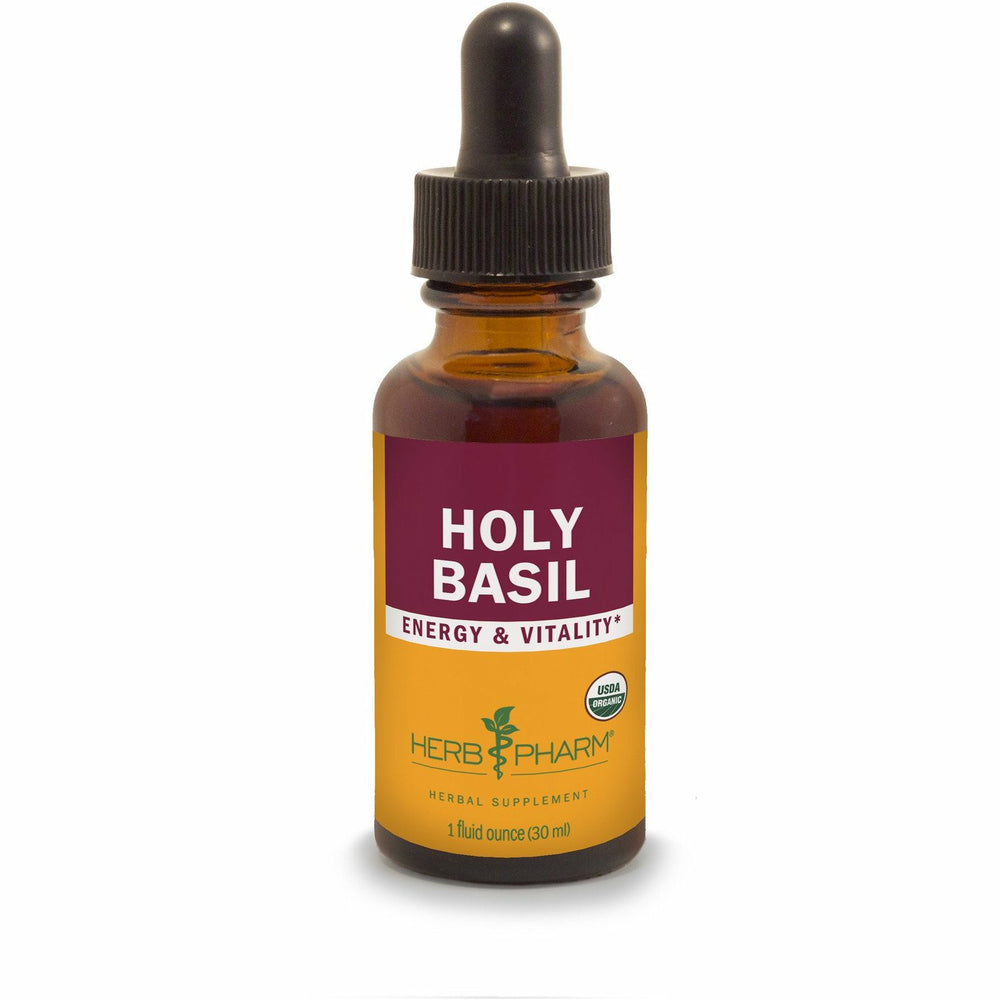 Herb Pharm, Holy Basil 1 oz