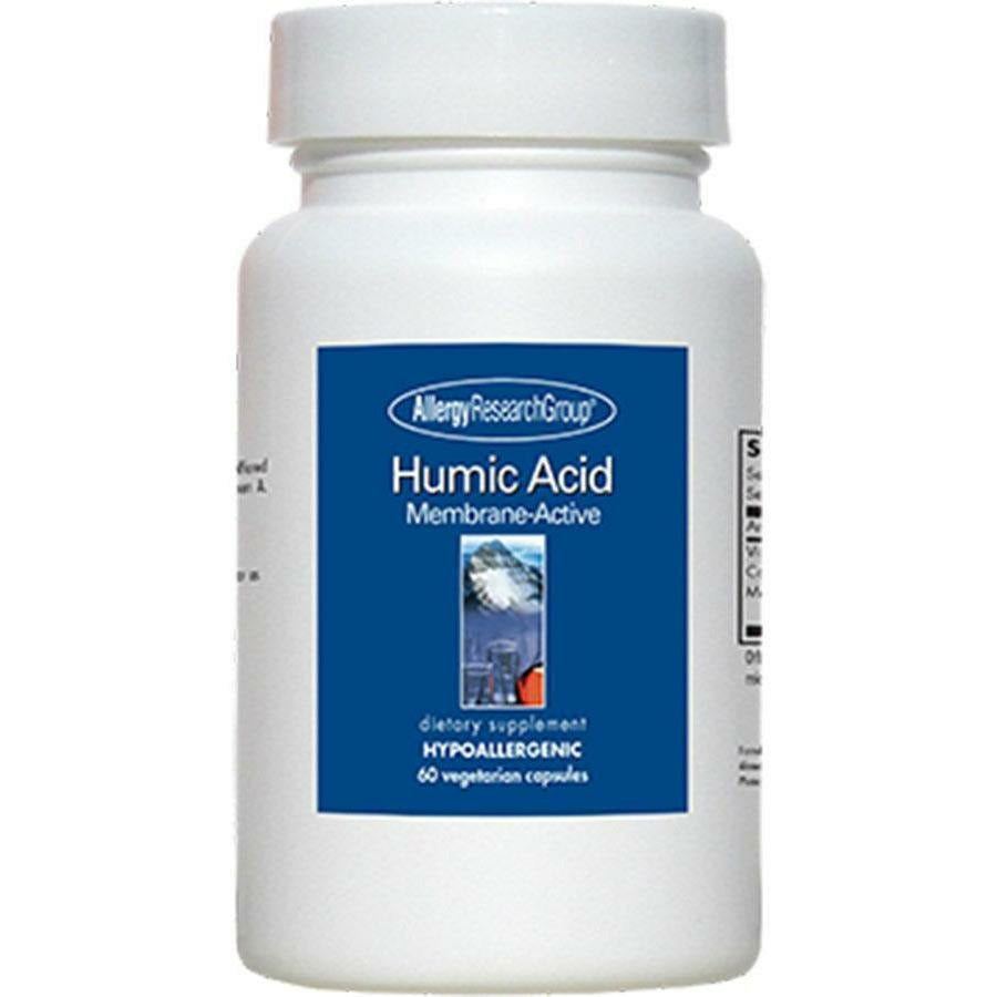 Allergy Research Group, Humic Acid Membrane Active 60 vcaps