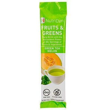 Fruits & Greens To-Go Packets by Nutri-Dyn
