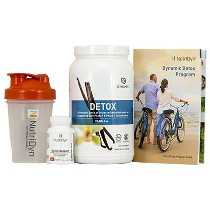 Nutri-Dyn, Dynamic Detox Program 10 Day