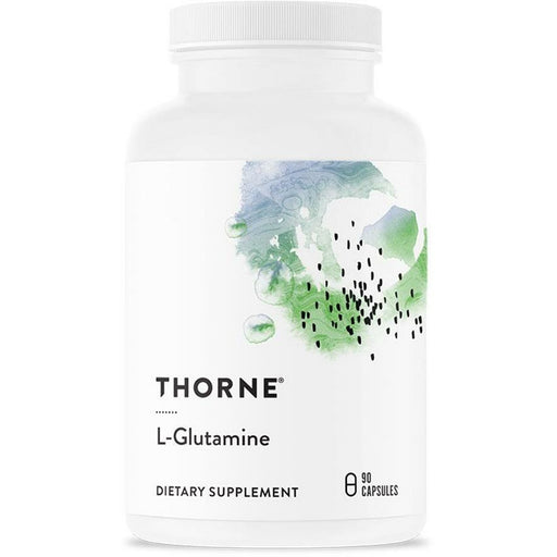 Thorne Research, L-Glutamine 500mg 90 Capsules