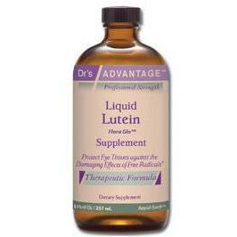 Dr.'s Advantage, Liquid Lutein Flora Glo 8 oz