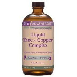 Dr.'s Advantage, Liquid Zinc + Copper Complex 8 oz
