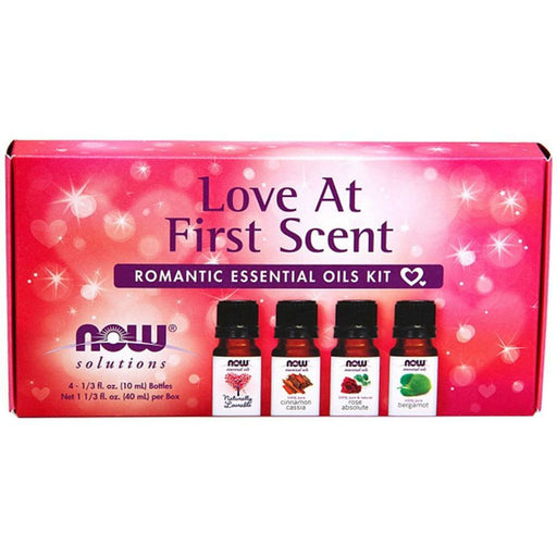 NOW, Love at First Scent Aromatherapy Kit
